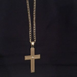 Other - Stainless Steel Cross
